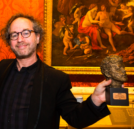 Tod Machover is awarded the Kennedy Center for the Performing Arts Award for Advocacy in the Arts