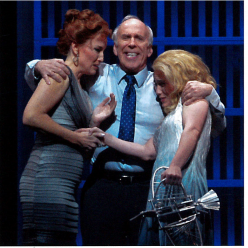 Risley, Orth and Harvey in Death and the Powers in Dallas