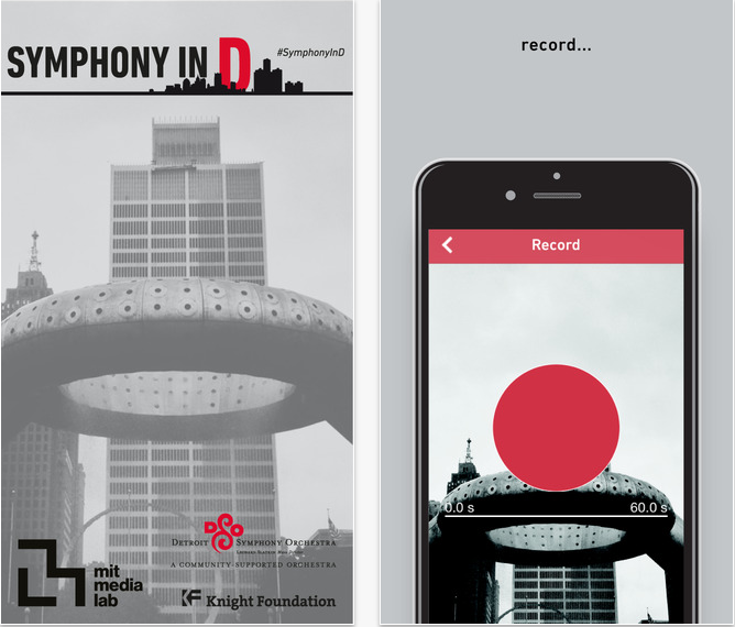 "Detroit's ""Symphony in D"" app now available – Opera of the Future"
